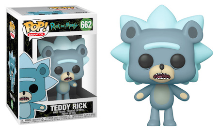 Ultimate Funko Pop Rick and Morty Figures Checklist and Gallery 77