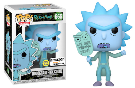 Ultimate Funko Pop Rick and Morty Figures Checklist and Gallery 81