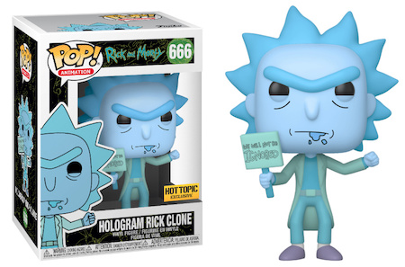 Ultimate Funko Pop Rick and Morty Figures Checklist and Gallery 83