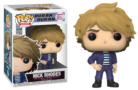 Ultimate Funko Pop Rocks Figures Checklist and Gallery 148