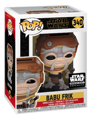 Ultimate Funko Pop Star Wars Figures Checklist and Gallery 407