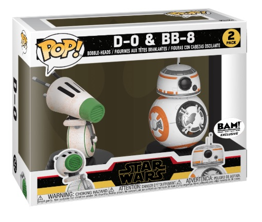 Ultimate Funko Pop Star Wars Figures Checklist and Gallery 505