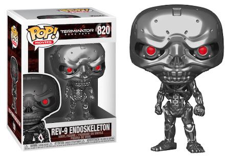 Funko Pop Terminator Vinyl Figures 4