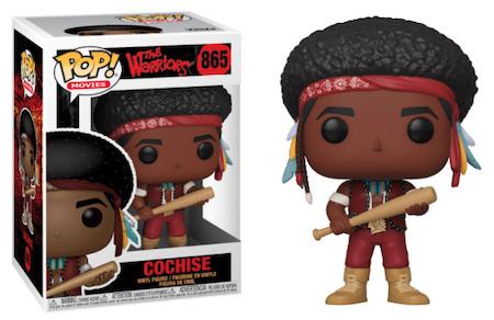 Funko Pop The Warriors Figures 5