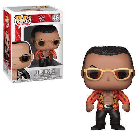 Ultimate Funko Pop WWE Figures Checklist and Gallery 66