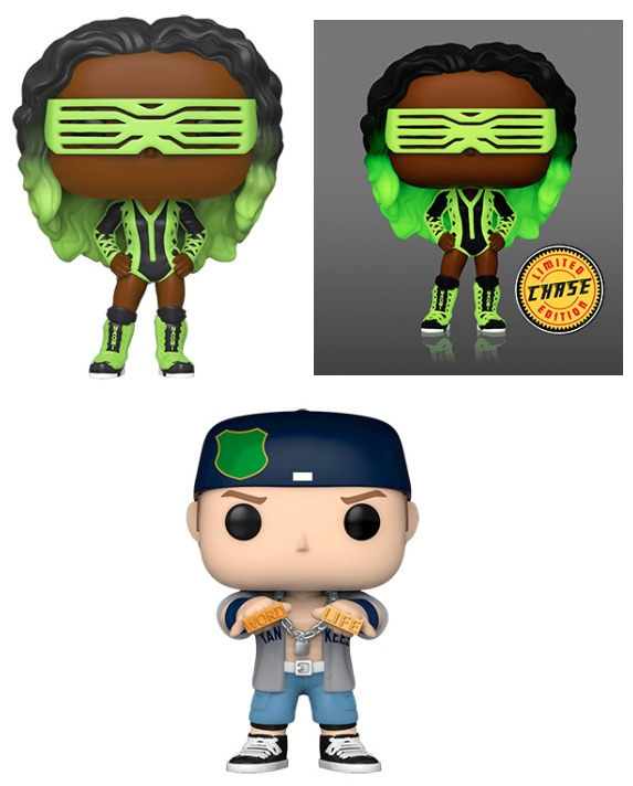 Ultimate Funko Pop WWE Figures Checklist and Gallery 101