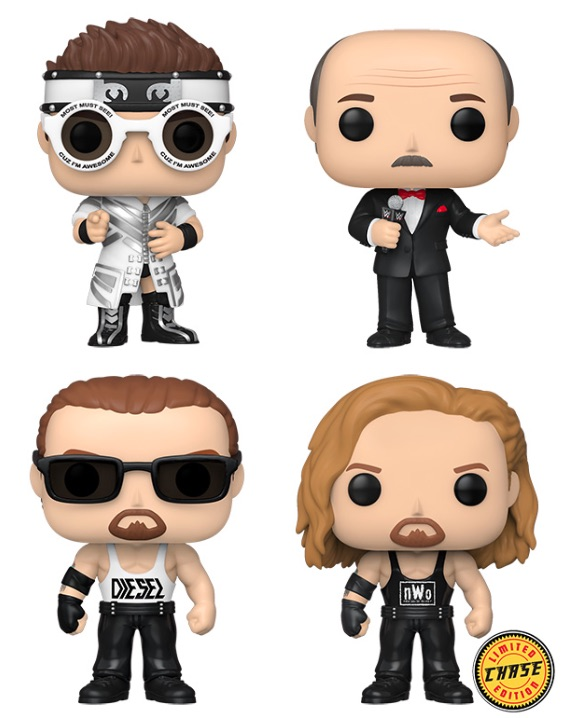 Ultimate Funko Pop WWE Figures Checklist and Gallery 100