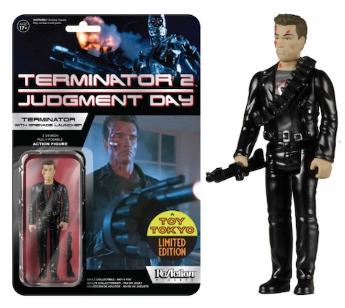 Ultimate Funko Terminator ReAction Figures Guide 17
