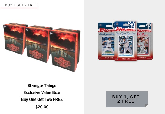 Ultimate Guide to 2019 Black Friday and Cyber Monday Sports Card & Memorabilia Shopping Deals 1
