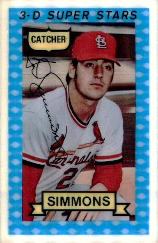 Top 10 Ted Simmons Baseball Cards 4
