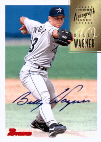 Top 10 Billy Wagner Baseball Cards 8
