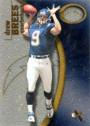 Top Drew Brees Rookie Cards to Collect 3