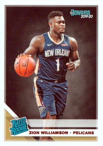 2019-20 Donruss Basketball Cards 30