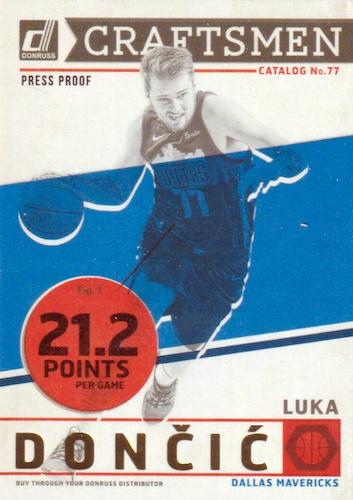 2019-20 Donruss Basketball Cards 33