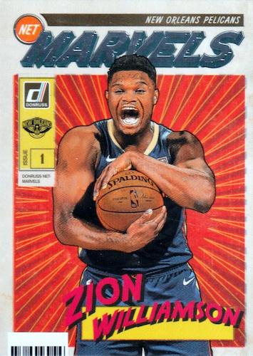 2019-20 Donruss Basketball Cards 35