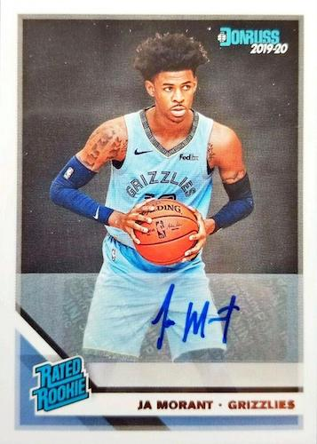 2019-20 Donruss Basketball Cards 31