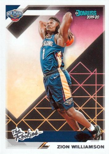 2019-20 Donruss Basketball Cards 36