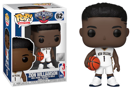 Ultimate Funko Pop Basketball Figures Gallery and Checklist 68