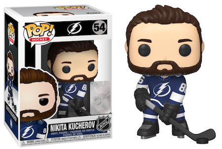Ultimate Funko Pop NHL Hockey Figures Checklist and Gallery 68
