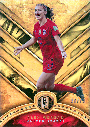 2019-20 Panini Gold Standard Soccer Cards 29