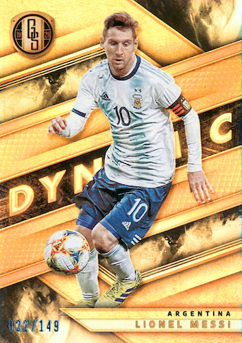 2019-20 Panini Gold Standard Soccer Cards 39