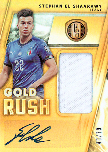 2019-20 Panini Gold Standard Soccer Cards 32