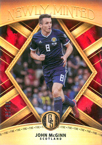 2019-20 Panini Gold Standard Soccer Cards 41