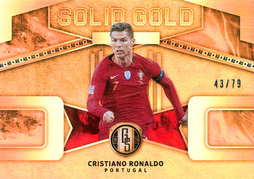 2019-20 Panini Gold Standard Soccer Cards 42