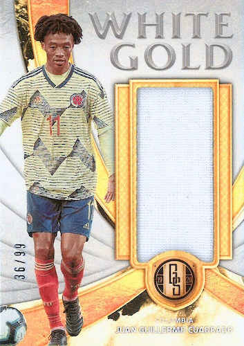 2019-20 Panini Gold Standard Soccer Cards 38