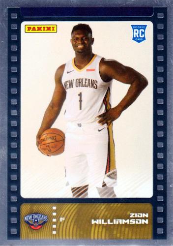2019-20 Panini NBA Sticker Collection Basketball Cards 8