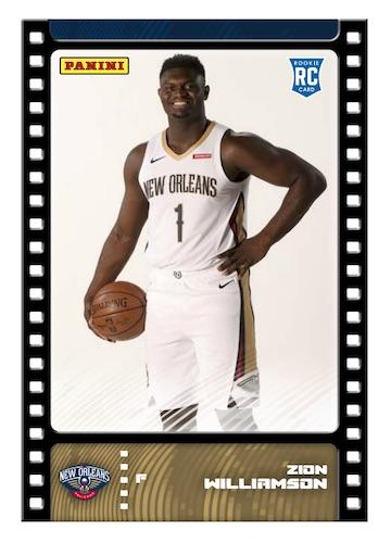 2019-20 Panini NBA Sticker Collection Basketball Cards 5