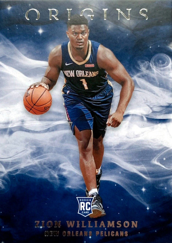 2019-20 Panini Origins Basketball Variations Guide 3