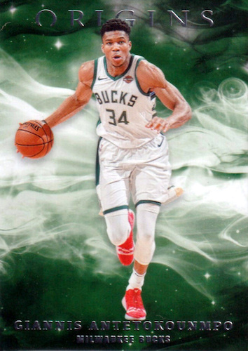 2019-20 Panini Origins Basketball Variations Guide 5