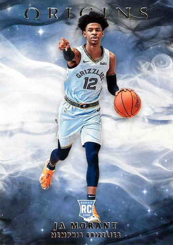 2019-20 Panini Origins Basketball Variations Guide 12