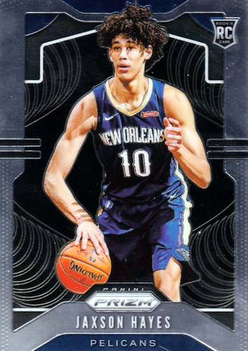 2019-20 Panini Prizm Basketball Variations Guide 15