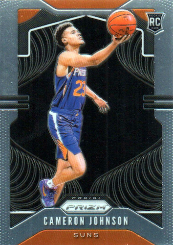 2019-20 Panini Prizm Basketball Variations Guide 21