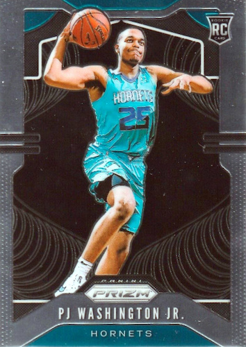 2019-20 Panini Prizm Basketball Variations Guide 23