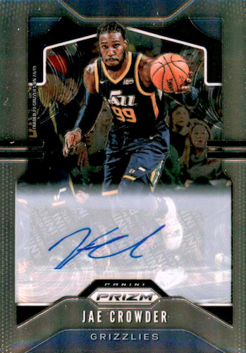 2019-20 Panini Prizm Basketball Cards 27