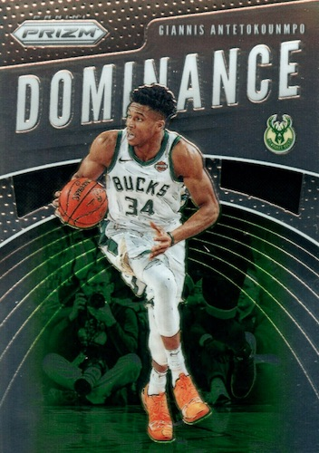2019-20 Panini Prizm Basketball Cards 33