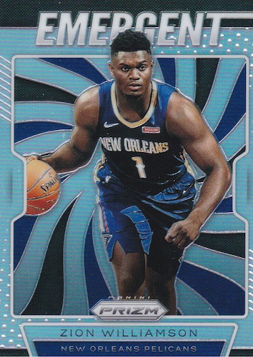 2019-20 Panini Prizm Basketball Cards 34