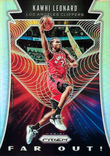 2019-20 Panini Prizm Basketball Cards 35