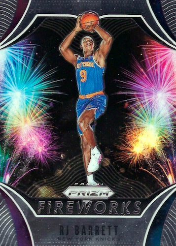 2019-20 Panini Prizm Basketball Cards 37