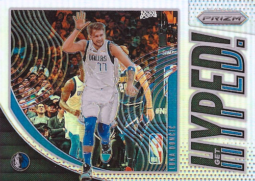 2019-20 Panini Prizm Basketball Cards 38