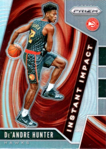 2019-20 Panini Prizm Basketball Cards 39