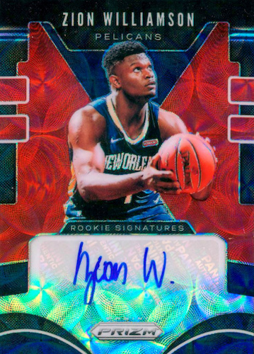 2019-20 Panini Prizm Basketball Cards 28