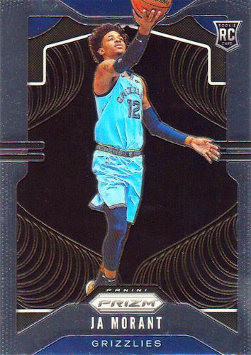 2019-20 Panini Prizm Basketball Variations Guide 6