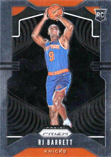 2019-20 Panini Prizm Basketball Variations Guide 8