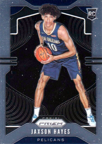 2019-20 Panini Prizm Basketball Variations Guide 16