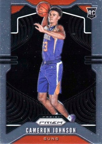 2019-20 Panini Prizm Basketball Variations Guide 22