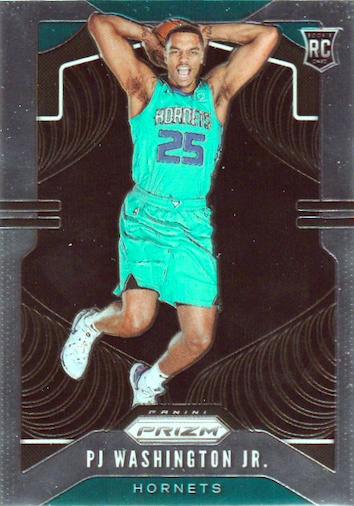 2019-20 Panini Prizm Basketball Variations Guide 24